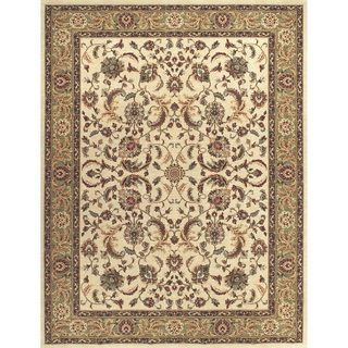 Dorchester Beige And Green Rug (26 X 79)
