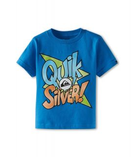 Quiksilver Kids Comix Tee Boys T Shirt (Blue)