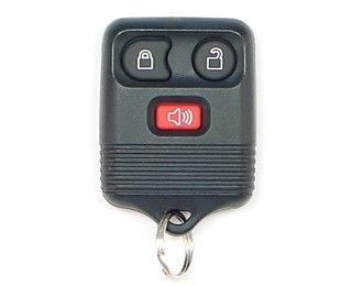 2007 Ford Explorer Sport Trac Keyless Entry Remote   Used
