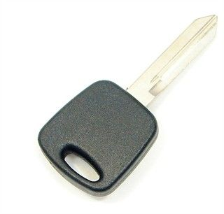 2000 Ford Focus transponder key blank