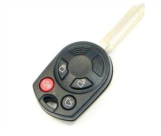 2009 Lincoln MKS Keyless Entry Remote key