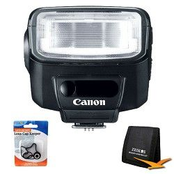 Canon Speedlite 270EX II Flash for Canon SLR Cameras Exclusive Pro Kit