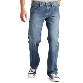 ARIZONA Original Straight Jeans, Medium Stone, Mens