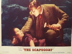 The Scapegoat (Original Lobby Card   #5) Movie Poster