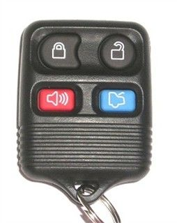 2010 Lincoln Town Car Keyless Entry Remote   Used