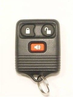 1999 Ford F 350 Keyless Entry Remote