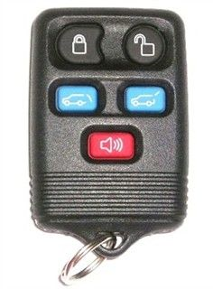 2004 Lincoln Navigator Keyless Entry Remote w/ liftgate   Used