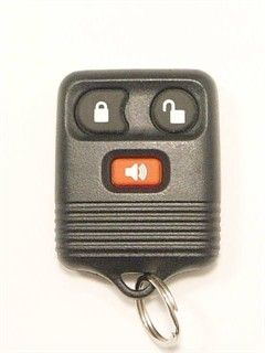 2007 Lincoln Mark LT Keyless Entry Remote