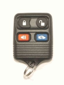 1996 Lincoln Town Car Keyless Entry Remote   Used