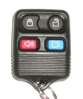 2010 Ford Crown Victoria Keyless Entry Remote