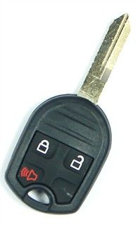 2013 Ford F 350 Keyless Entry Remote Key