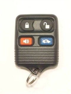 2006 Ford Thunderbird Keyless Entry Remote   Used