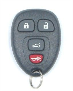 2011 GMC Yukon Keyless Entry Remote w/liftgate   Used