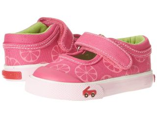 See Kai Run Kids Angela Girls Shoes (Pink)