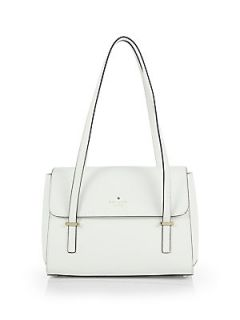 Kate Spade New York Cedar Street Luciana Small Shoulder Bag   Cream