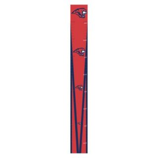 University of Houston Removable Peel & Stick Growth Chart