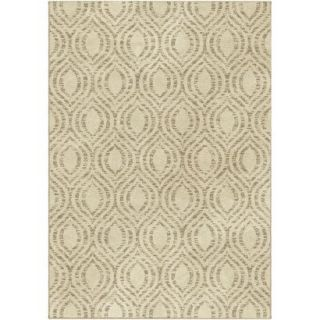 Threshold Arden Fleece Area Rug   Ivory (5x7)