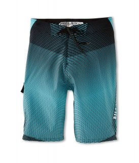 Billabong Kids Nucleus Boardshort Boys Swimwear (Black)