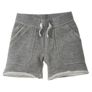 Burts Bees Baby Toddler Boys Board Short   Heather Grey 4T