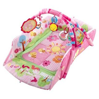 Bright Starts 5 in 1 Garden Fun Baby Palace Deluxe Edition