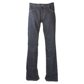 Grindz Mens Padded Denim Slim Fit  Black   30