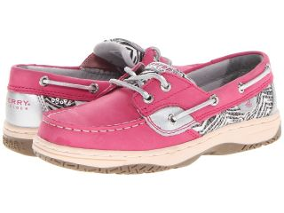 Sperry Top Sider Kids Bluefish Girls Shoes (Pink)