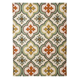 Threshold™ Floral Bell Indoor/Outdoor Area Rug   5x7