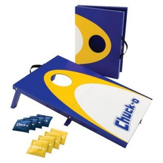 Alex Brands Ideal 0X0735 Chuck O To Go Bean Bag Toss Game