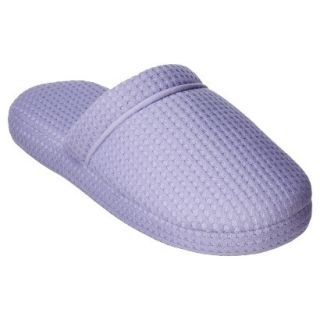 Gilligan & OMalley Womens Spa Slipper   Lavender Meadow M/L