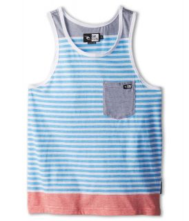 Rip Curl Kids Arrogant Youth Tank Top Boys Sleeveless (Coral)