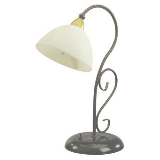 Nature Power Solar Outdoor Table Lamp   Black