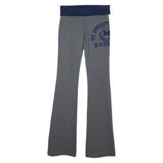 NCAA Womens Michigan Pants   Grey (S)
