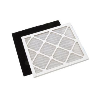 Fantech RPFH1315 Replacement Filter Combination Pack (1 PreFilter amp; 1 Carbon Filter)