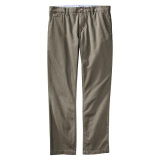 Mossimo Supply Co. Mens Slim Fit Chino Pants   Bitter Chocolate 26x28