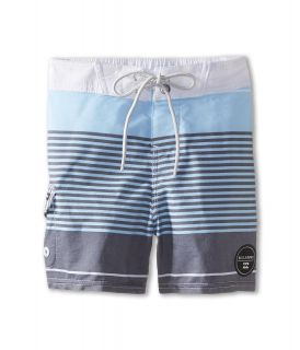 Billabong Kids Spinner Boardshort Boys Swimwear (Blue)