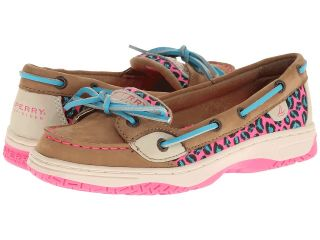 Sperry Top Sider Kids Angelfish Girls Shoes (Brown)