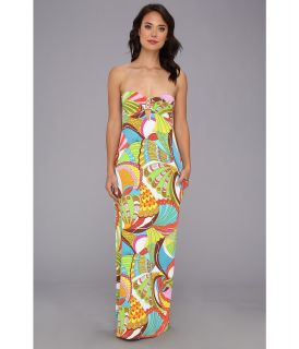 Trina Turk Santa Cruz Long Dress Womens Dress (Multi)
