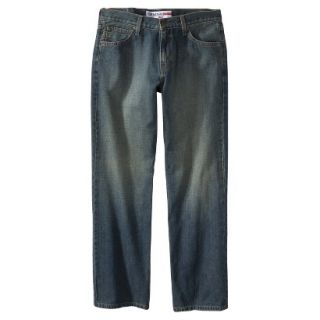 Denizen Mens Straight Fit Jeans 32x30