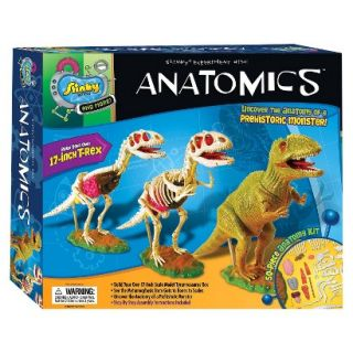 Alex Brands Scientific Explorer 012000 Anatomics Dinosaur Model Kit