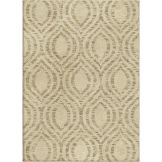 Threshold Arden Fleece Area Rug   Ivory (4x6)