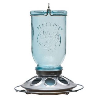 Perky Pet Mason Jar Wild Bird Feeder