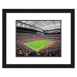 NFL Houston Texans Framed Stadium Photo