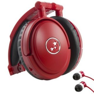 Able Planet Musicians Choice Noise Cancelling Headphones   Red