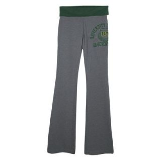 NCAA Womens Oregon Pants   Grey (L)