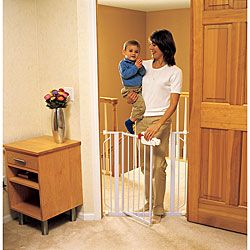 Regalo Easy step Metal Swing Gate