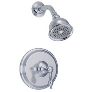 Danze® Fairmont™ Single Handle Shower Faucet Trim Kit   Chrome