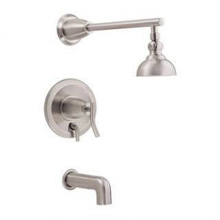 Danze® Sonora™ Single Handle Tub & Shower Faucet Trim Kit with 4 Show