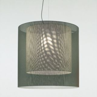Moare XL Double Shade Pendant Light