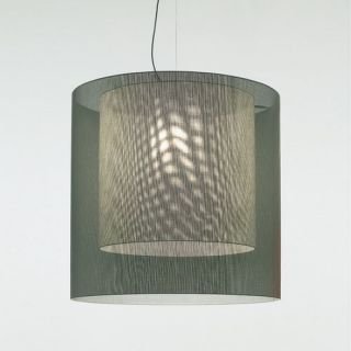 Moare Large Double Shade Pendant Light