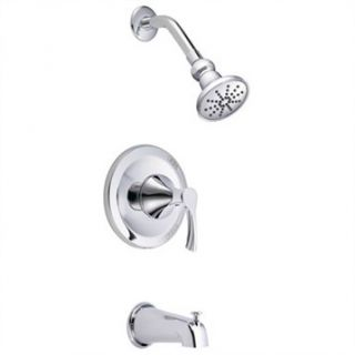 Danze Antioch Trim Only Single Handle Tub & Shower Faucet   Chrome